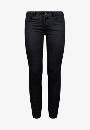 LALA - Skinny džíny - black