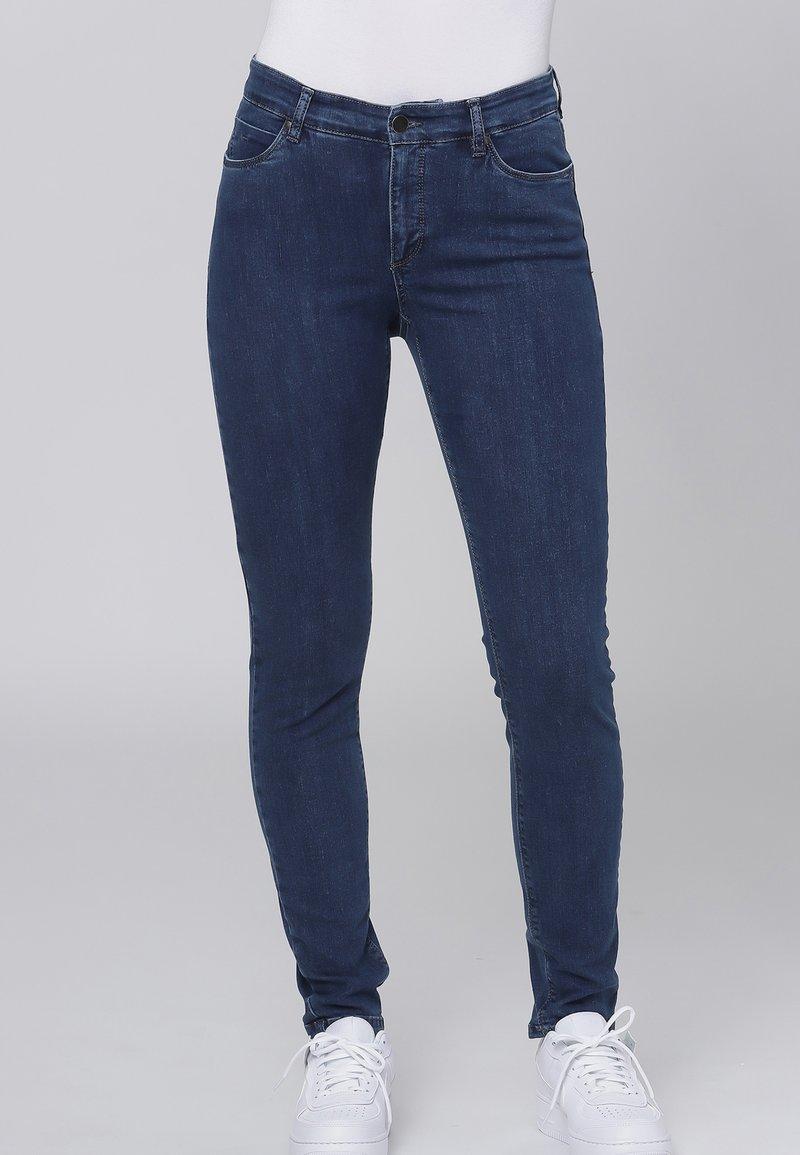 Cero & Etage - Skinny-Farkut - medium blue denim