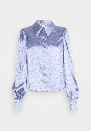 NALA BLOUSE - Skjorte - blue