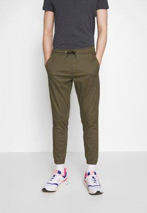 CUFF  - Chino kalhoty - olive