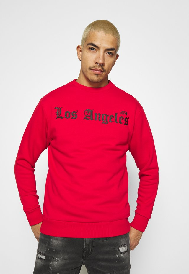 LA CREW - Sweater - red