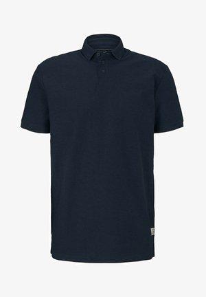 Poloshirt - sky captain blue