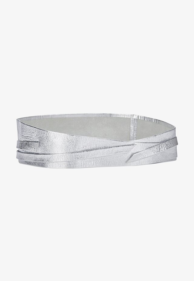 Waist belt - silberfarben