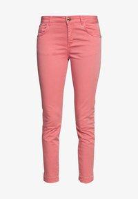 Mos Mosh - SUMNER DECOR PANT - Trousers - sugar coral - 4