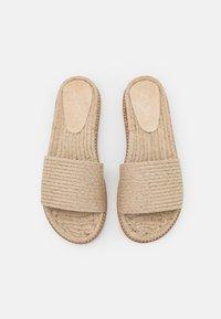 Zign - Sandaler - beige - 5