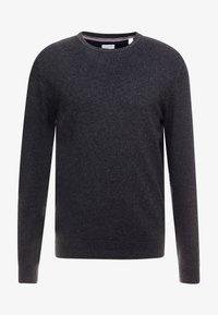 Esprit - Stickad tröja - anthracite - 3