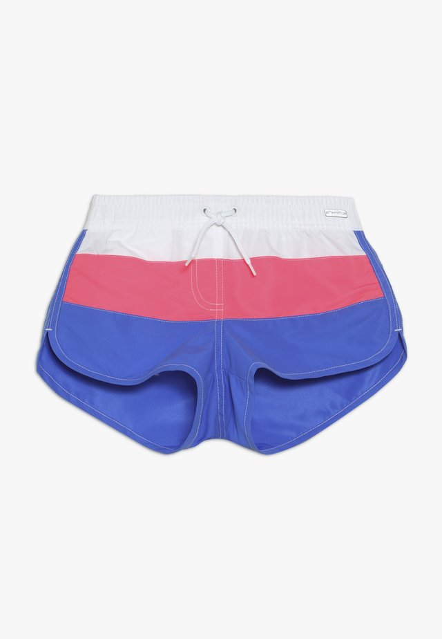 SHORTS BENCH - Badeshorts - blue/pink