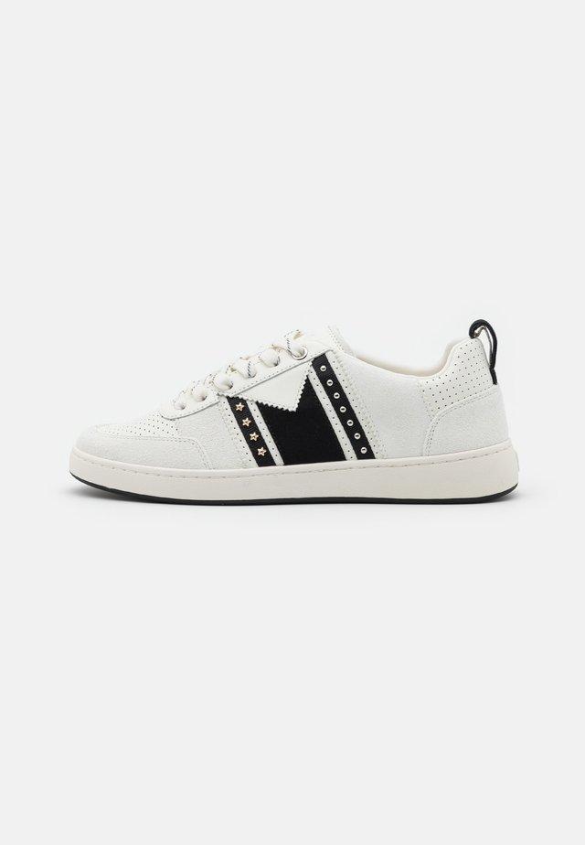 120FURIOUS - Sneakers laag - noir/blanc