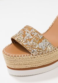 See by Chloé - High heeled sandals - gold - 2