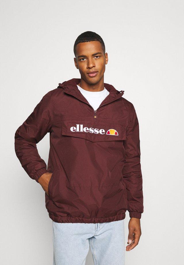 MONTERINI - Light jacket - burgundy
