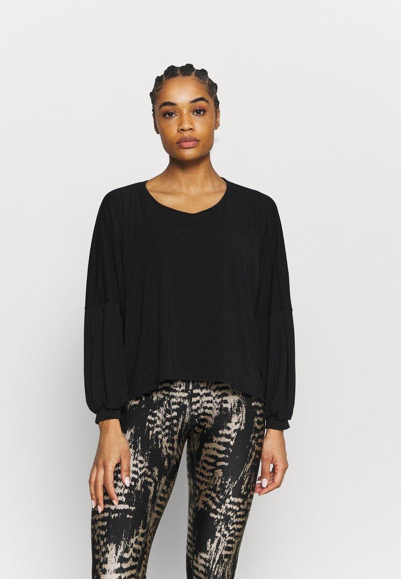Onzie - Long sleeved top - black