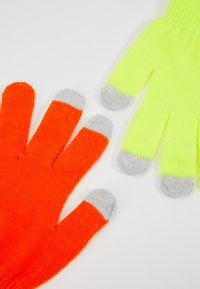 Vintage Supply - TOUCHSCREEN GLOVES - Rukavice - neon multi - 5