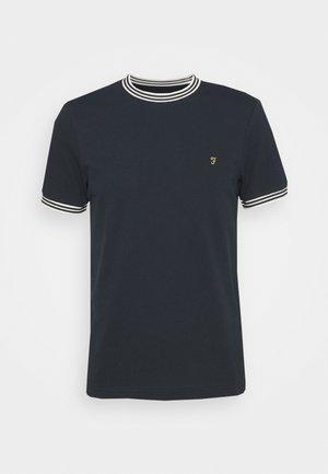TEXAS TEE - T-shirt med print - true navy