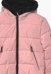 SuperRebel - SUSTAINABLE BASIC SHINY GIRLS - Snowboard jacket - light pink - 2