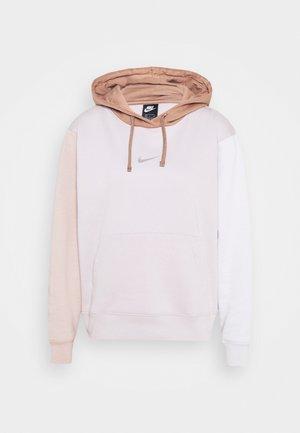 HOODIE - Sweatshirt - platinum violet
