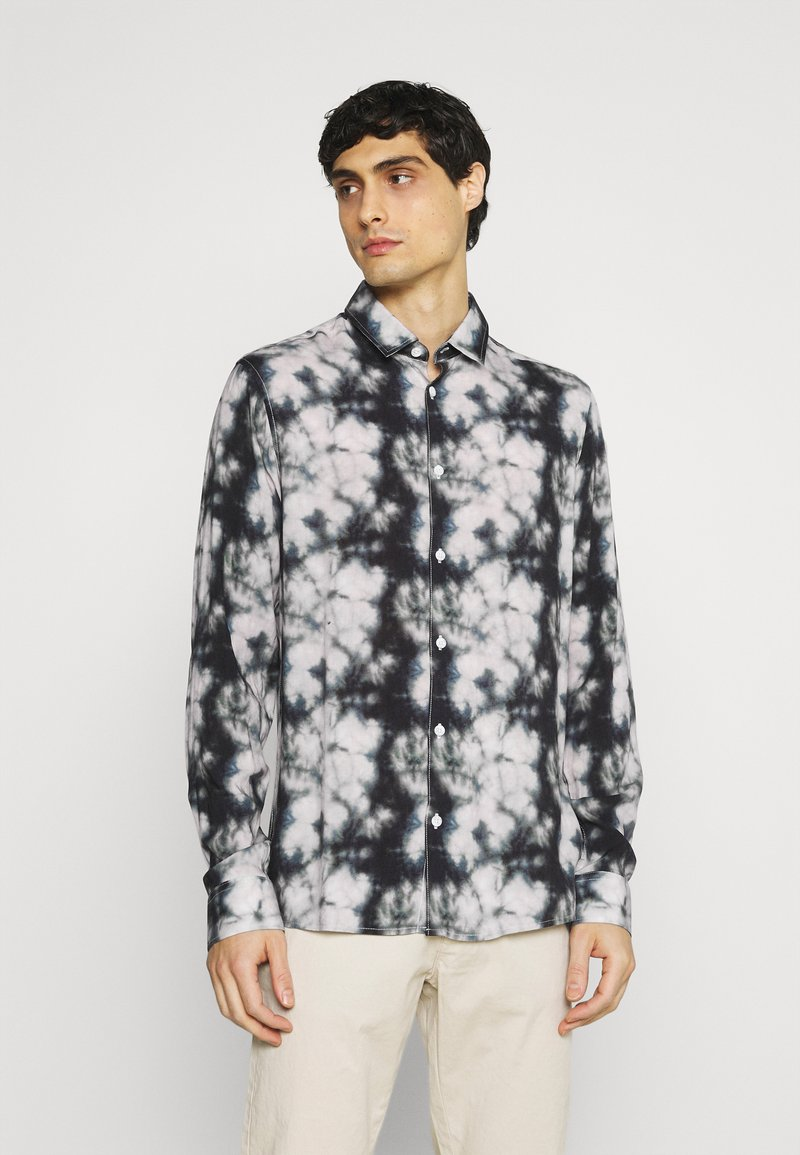 Solid - PREDBJØRN - Shirt - black