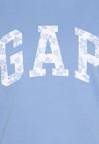 GAP - TEE - T-shirt z nadrukiem - dark-blue denim - 2