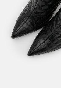 Jeffrey Campbell - ARSEN - High heeled boots - black - 5