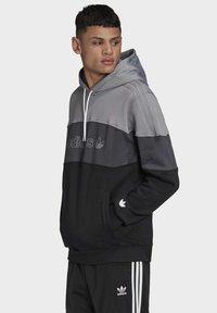 adidas Originals - BX-2O HOODIE - Hoodie - grey - 3