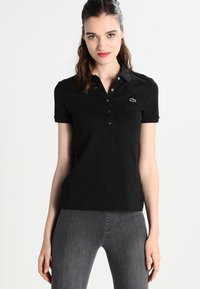 Lacoste - PF7845 - Polo shirt - black - 0