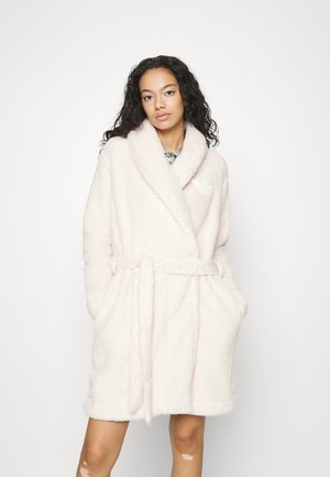 DRESSING GOWN - Dressing gown - cipria/powder pink