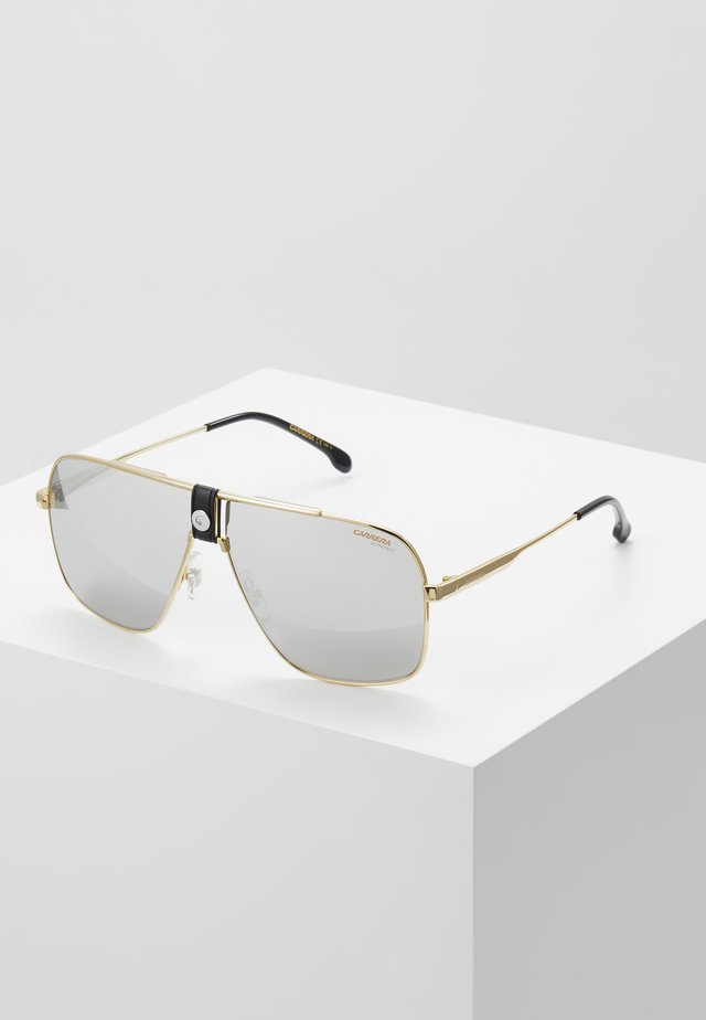 Gafas de sol - gold-coloured/black