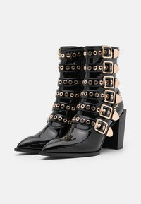 Jeffrey Campbell - IGNATIUS - High heeled ankle boots - black - 2