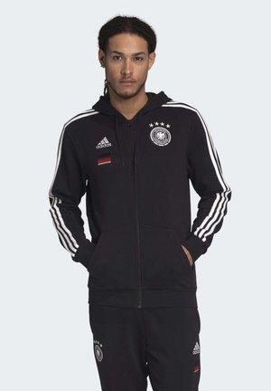 GERMANY DFB TRACK HOODIE - Zip-up hoodie - black