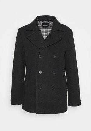 PEACOAT - Short coat - true black