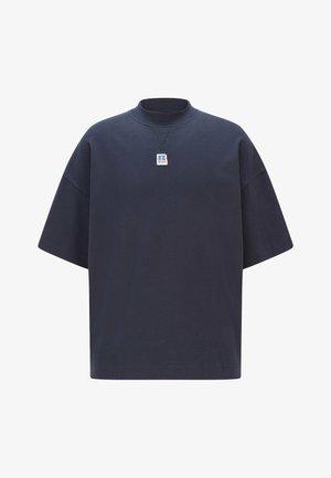 T BOX - Basic T-shirt - dark blue
