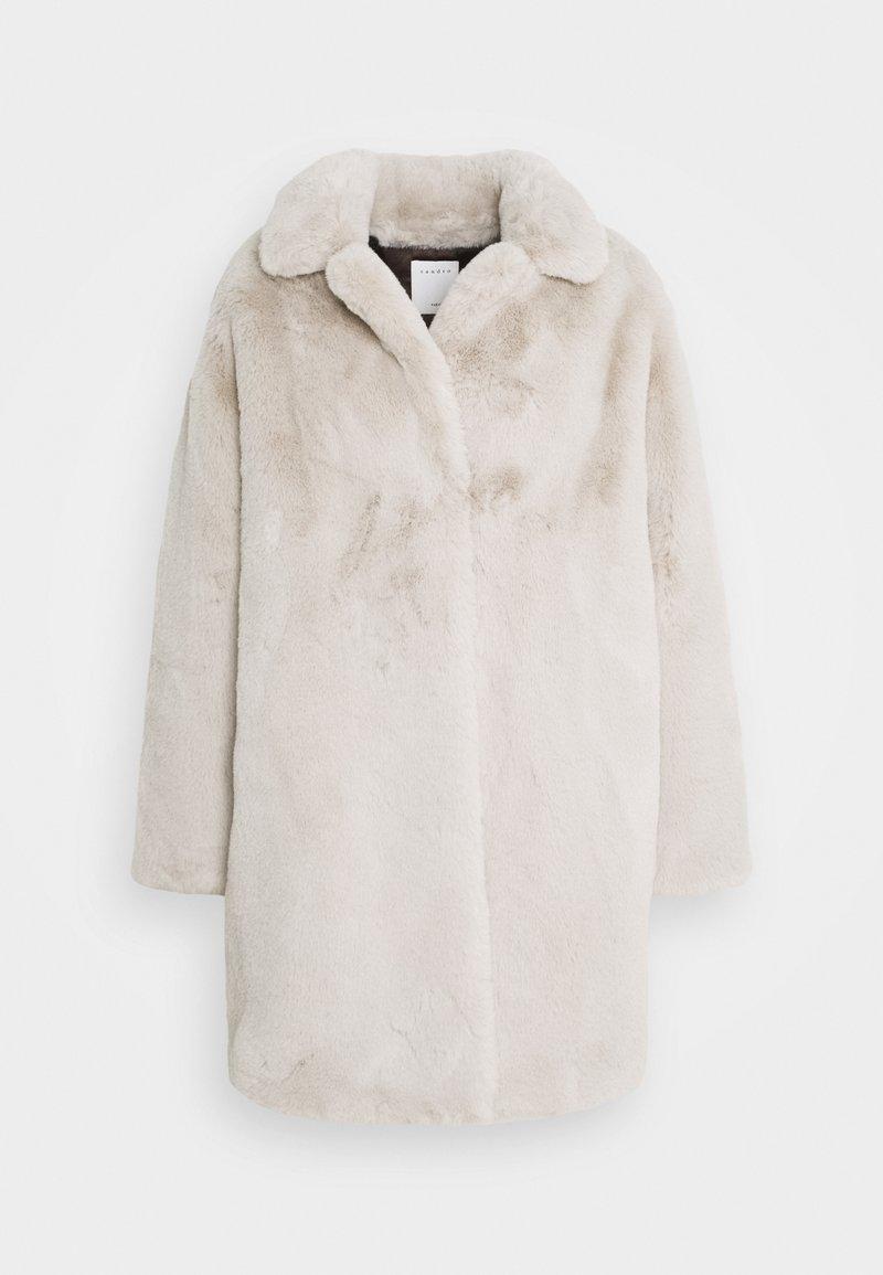 sandro - FANYE - Winter coat - beige