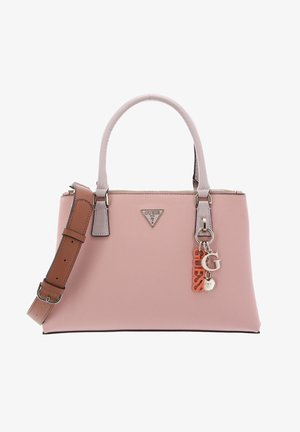 BECCA STATUS SATCHEL - Handbag - blush multi