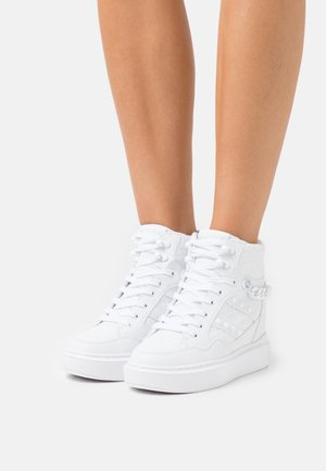 ARYIA - Sneakers alte - white