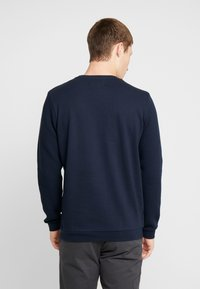 TOM TAILOR DENIM - STRUCTURE CREWNECK - Sweatshirt - sky captain blue - 2