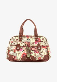Oilily - TROPICAL BIRDS - Weekend bag - off white - 0