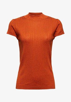 Basic T-shirt - terracotta