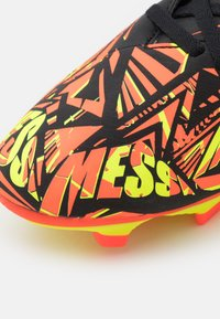 adidas Performance - NEMEZIZ MESSI .4 FXG - Moulded stud football boots - solar red/solar yellow/core black - 5
