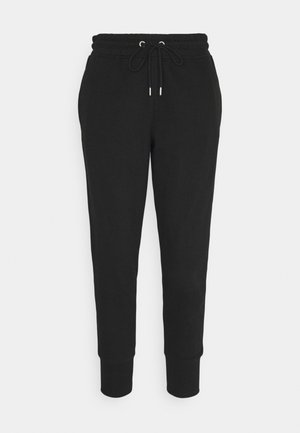 YOUR FAVOURITE TRACK PANT - Verryttelyhousut - black