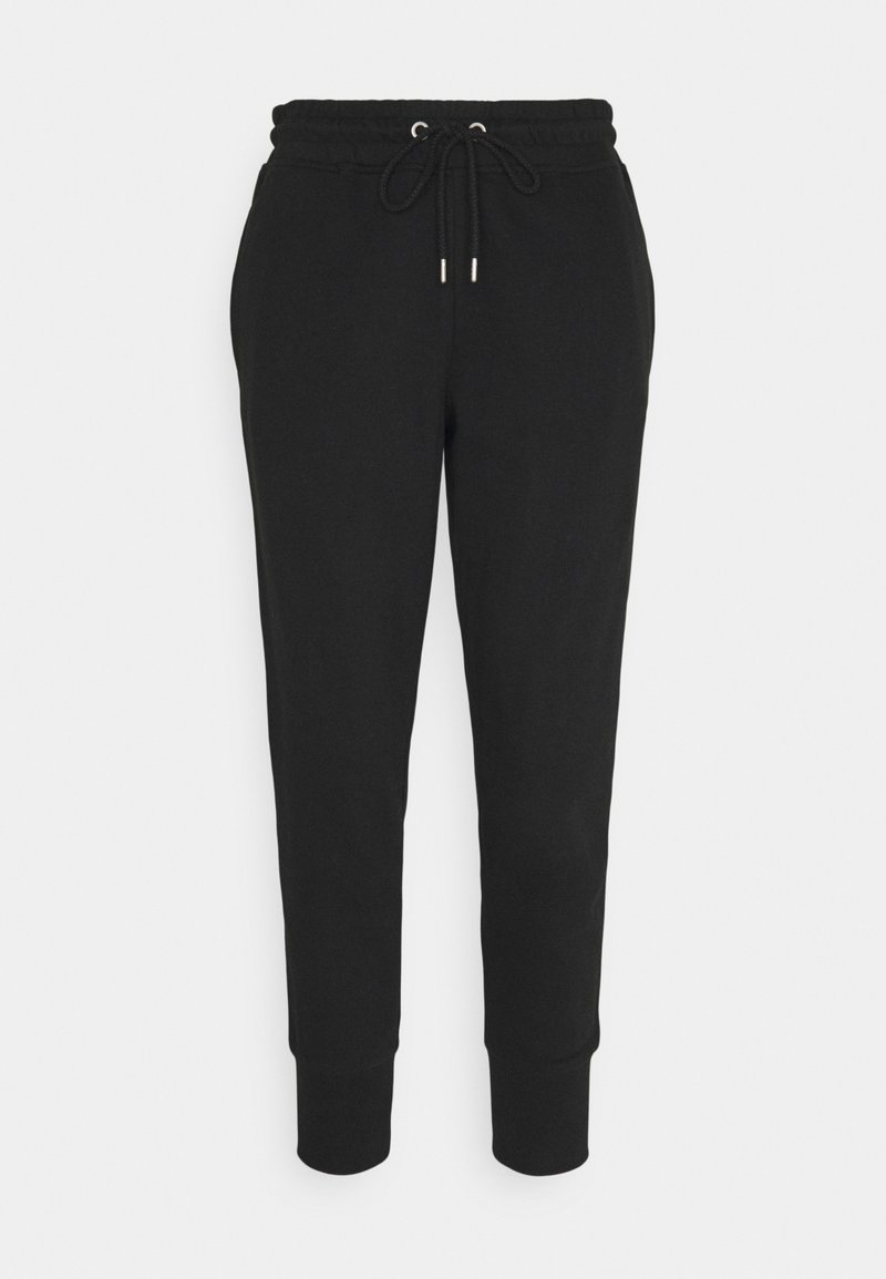 Cotton On - YOUR FAVOURITE TRACK PANT - Tracksuit bottoms - black