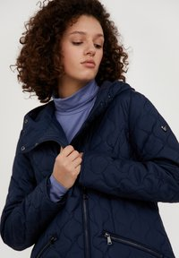 Finn Flare - Winter jacket - dark blue - 4
