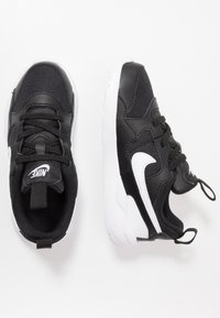 Nike Sportswear - PEGASUS  LITE - Trainers - black/white - 0