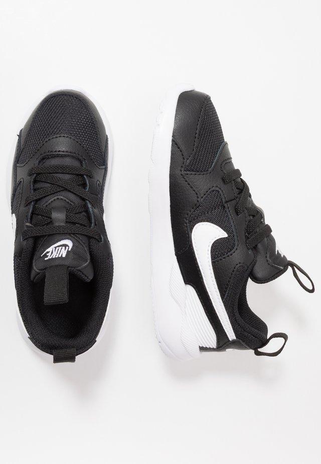 PEGASUS  LITE - Sneakers laag - black/white