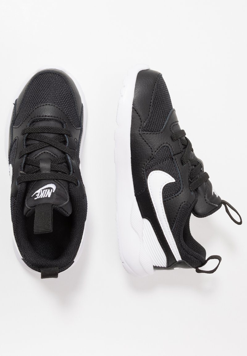 Nike Sportswear - PEGASUS  LITE - Trainers - black/white