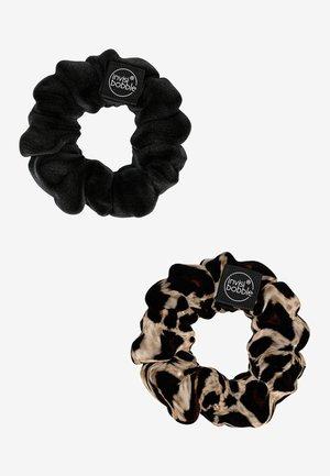 INVISIBOBBLE SPRUNCHIE DUO-SET - Set pour les cheveux - black