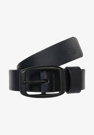 BRYN - Belt - mazarine blue/black