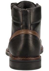 Salamander - Lace-up ankle boots - black 01 - 3