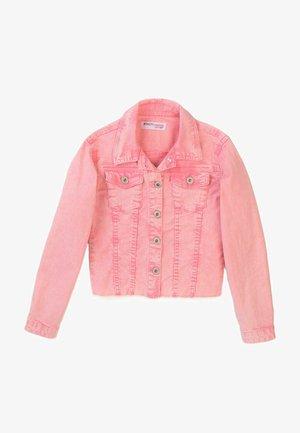 Spijkerjas - light pink