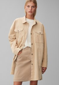 Marc O'Polo - Short coat - vintage stone - 0