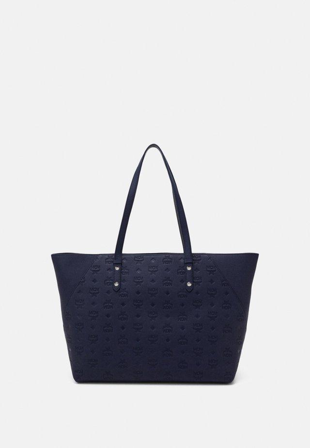 Velká kabelka - navy blue