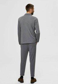 Selected Homme - Blazer jacket - light grey melange - 2